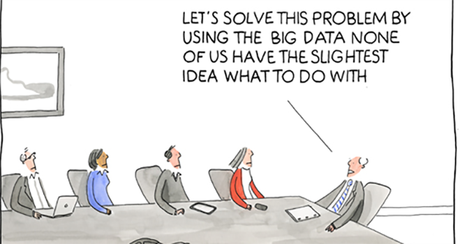 Lean Six Sigma methodology - big data